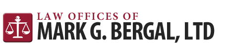 Logo, Law Offices of Mark G. Bergal, LTD - Personal Injury Attorneys